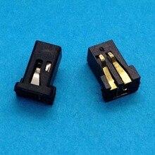 1x Power jack connector voor Nokia telefoons N70 N72 N73 6120C N80 N81 N82 5700 6300 5230 5310 5300 6120c 5130 7.5mm opladen socket