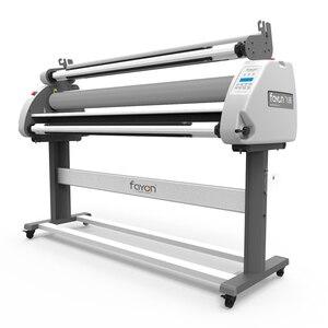 Łatwy w użyciu tani laminat darmowa wysyłka Fy1600-Da 1600Mm przemysłowe szeroki Format maszyna do laminowania