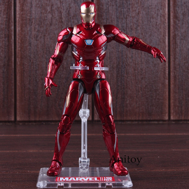 Captain American Civil War Iron Man 1