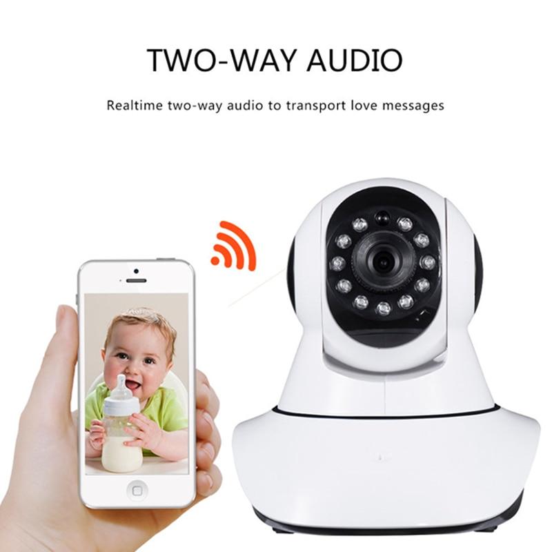 original Jshida wireless wifi ip camera wi-fi baby monitor home security camera system ir night vision cctv camera with speaker