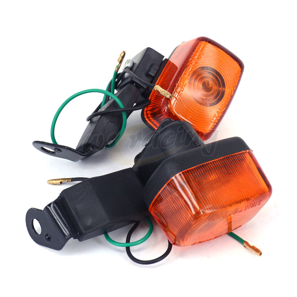 Motorcycle Turn Signals Light Indicator Light For YAMAHA XT225 TTR250 KLX250 XR250