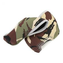 10pcs Golf Irons Headcover Iron Putter Head Protective Cover Golf Club Head Cover Golf Accessories 8 Colors