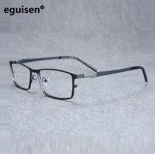 Width-140 eyeglasses frame Spectacle men male titanium alloy with semi rimless ultra light radiation business eyewea