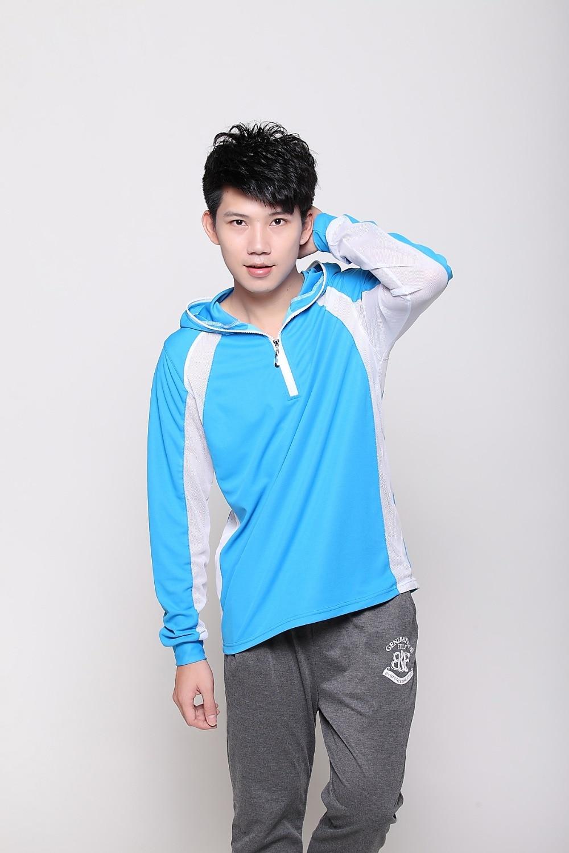 Brand DAIWA Fishing Clothes Breathable Sunscreen Shirt Men Quick Drying Anti Reflective Fishing Shirts Long Sleeve