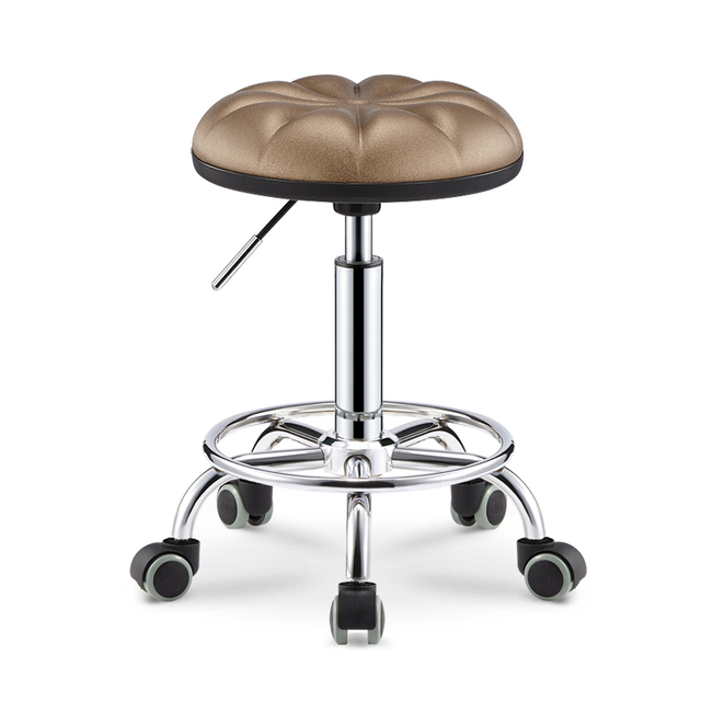 Spa beauty  stool large hair and  makeup lifting explosion-proof version
