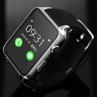 Original GT88 Smart Watch Android Pedometer Heart Rate Tracker Lighting Sport Smartwatch for IOS Andriod Phone Camera Watch