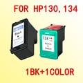 2pcs for hp130 for 134 for hp 130 134 Officejet K7100 K7103 K7108 Deskjet 6940 6943 6980 6980xi 6983 6988 printer