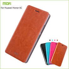 For Huawei Honor 6C Case Flip PU Leather Stand Case For Honor 6C Enjoy 6S Book Style Phone Cases