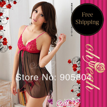 L8138 New arrival sex hot sale lingerie sexy hot high quality summer stlye baby doll on sale sleeveless women erotic lingerie