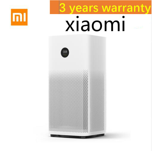 Now Xiaomi Mi Air Purifier 2S sterilizer addition to Formaldehyde cleaning Intelligent Household Hepa Filter Smart APP WIFI RC цены онлайн