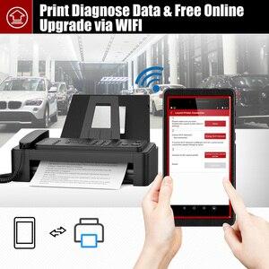 Image 3 - Uruchomienie X431 Pro Mini OBD2 Auto pełny System narzędzie diagnostyczne wsparcie Bluetooth/Wifi X 431 Pro Mini skaner samochodowy 2 lata darmowa aktualizacja