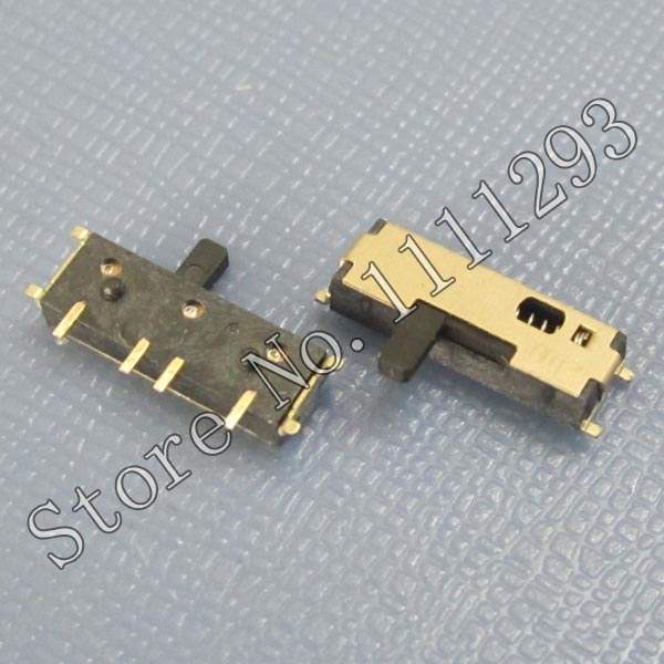 US $12 0 |10pcs/lot Horizontal Right Slide Switch 4Pin SMD for Acer Samsung  HP Latop etc Bluetooth / WLAN / Power Reset Switch-in Switches from Lights