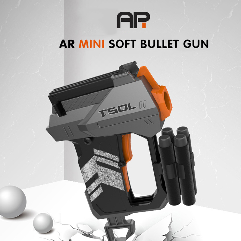 VR Game ARGUN Shooting Game Smartphones Bluetooth Control font b Toy b font AR Gun for
