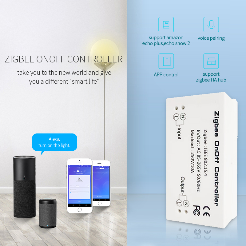 SONOFF Zigbee Wireless Switch DIY Relay Smart Home