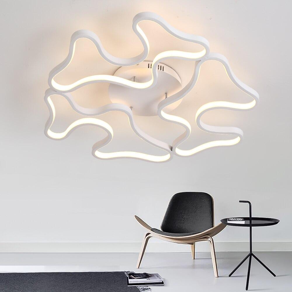 где купить Led Chandelier Lighting Lustre Modern Lamp Aluminium Hanging Light Living Room Bedroom Kitchen Bar Restaurant Ceiling Chandelier по лучшей цене