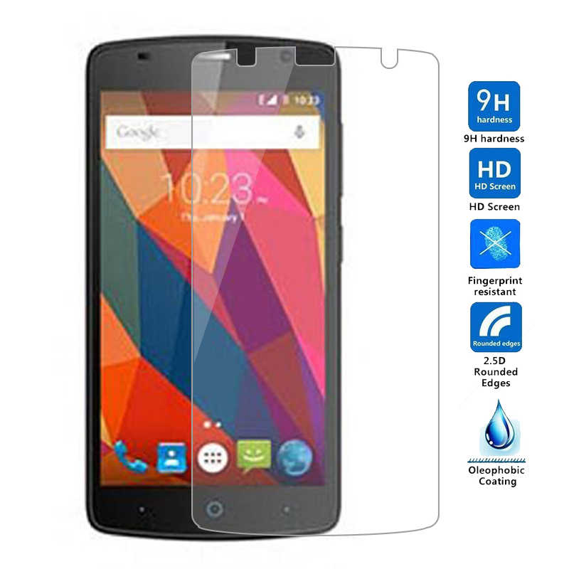 2PCS  Screen Protector Tempered Glass For ZTE Blade X3 X4  X5 L110 L7 L5 L2 L3 Plus S6 GF3 A465 A462 Protective Film