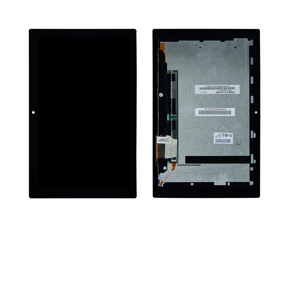 For Sony Xperia Tablet Z SGP311 SGP312 SGP321 Touch Screen Digitizer Lcd Display Assembly Free Shipping white lcd display touch screen digitizer assembly replacement for sony xperia e3 d2202 d2203 d2206 d2243 free shipping