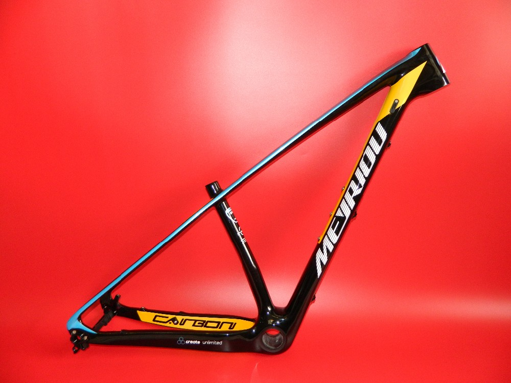 100 full carbon mtb framemtb framecarbon mountain frame for sale 29er275er26er 151719