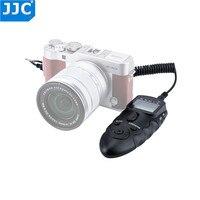 JJC Receiver DSLR Camera Timer IR Infrared Remote for Fujifilm X A5/X H1/X Pro2/X70/X100T/X T10/X T2/X T1/X A3/X A1/X M1/XQ1/XQ2