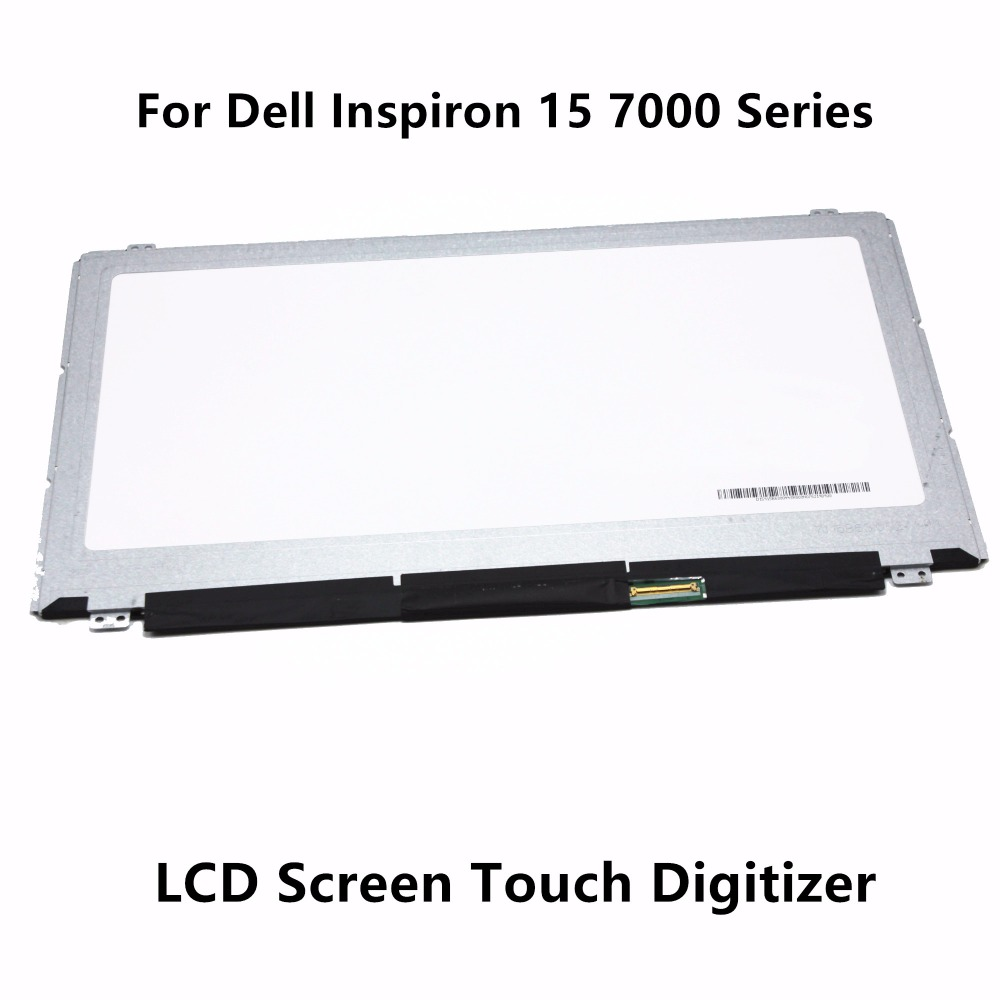 15.6'' Laptop LCD Screen Touch Panel Display 1366x768 B156XTT01.1 LTN156AT36-D01 For Dell Inspiron 15 7000 Series 15 7548 7559 free shipping b156xtk01 0 n156bgn e41 laptop lcd screen panel touch displayfor dell inspiron 15 5558 vostro 15 3558 jj45k
