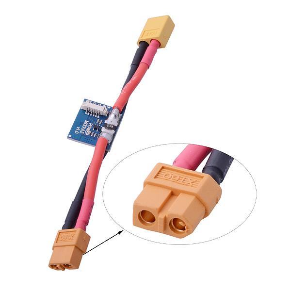 APM Power Module 5.3V DC BEC XT60 Connectors ARDUPILOT APM 2.5.2 free shipping