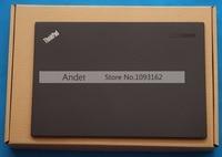 NEW Original Lenovo Thinkpad T440 LCD Top Cover Rear Lid Black Back Shell