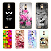 IGWGRY Oukitel C8 5.5inch Case Protective Cover For Oukitel C 8 C8 Soft Silicone Beautiful Fashion Phone Cases Covers