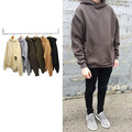 Europe and the United States high street plain oversize loose Hoodie Hoody FOG GD Kanye right Zhilong