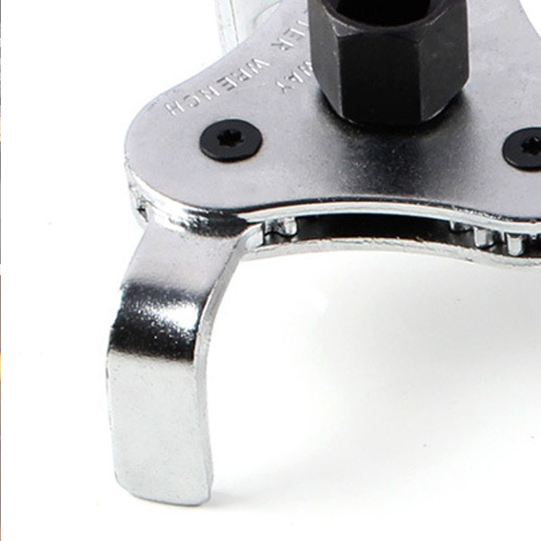 Adjustable Two Way 53-108mm Oil Filter Wrench 3 Jaw Remover Tool For Cars Trucks 3