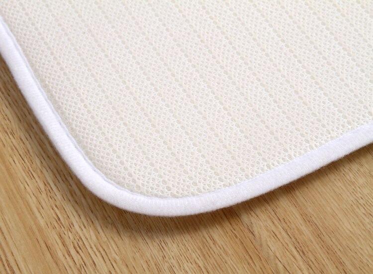 New Design Leaves Home Door Front Non Slip Mat Carpet 40x60cm Entrance Doormats Living Room Bedroom Floor Mats Kitchen Rugs