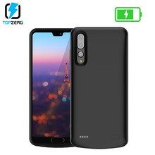 3600/6000mAh Battery Charger Case For Huawei P20 Pro External Pack Backup Power Bank Battery Charging Case Cover For Huawei P20(China)
