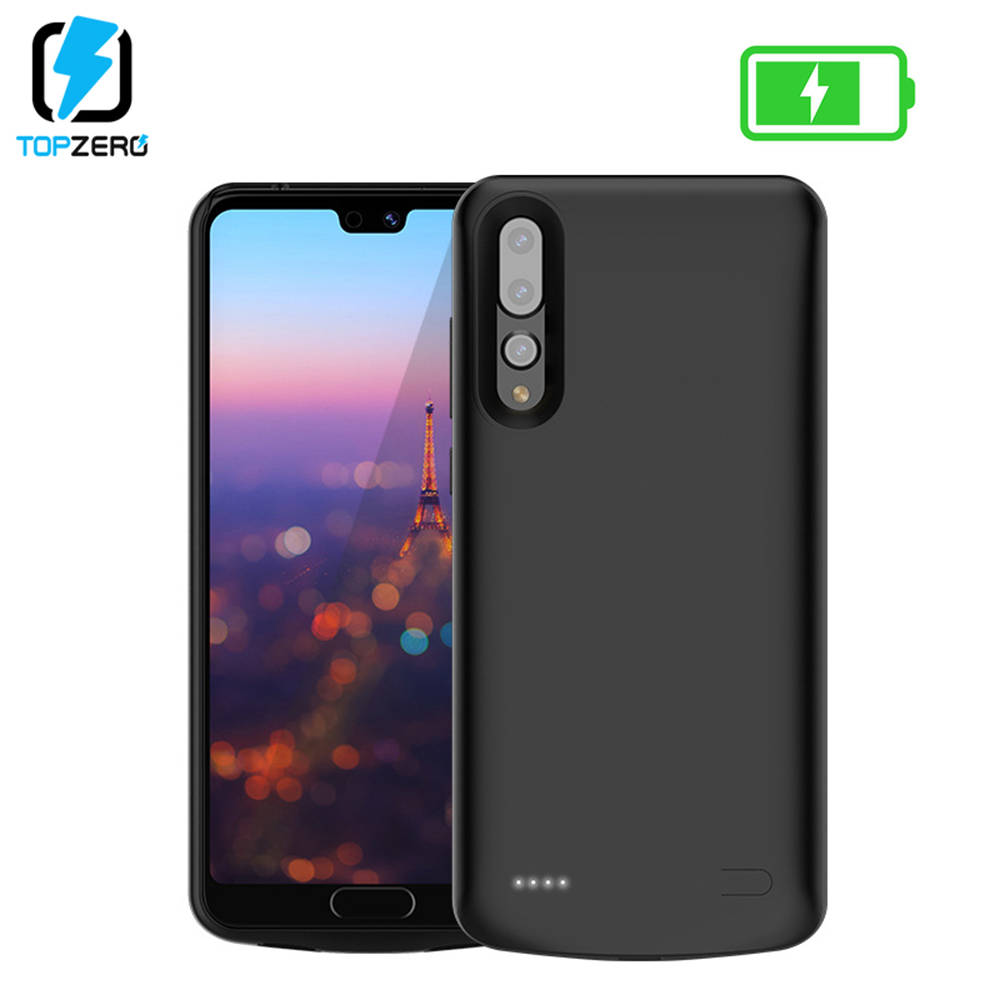 3600/6000mAh <font><b>Battery</b></font> Charger <font><b>Case</b></font> For <font><b>Huawei</b></font> <font><b>P20</b></font> Pro External Pack Backup Power Bank <font><b>Battery</b></font> Charging <font><b>Case</b></font> Cover For <font><b>Huawei</b></font> <font><b>P20</b></font> image