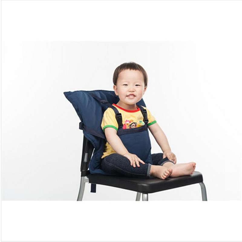 2ea4c3957d9b Portable Baby Seat Kids Feeding Chair For Baby Child Deutschland Infant  Safety Belt Booster Seat High Feeding Chair 6 colors-in Baby Seats   Sofa  from ...