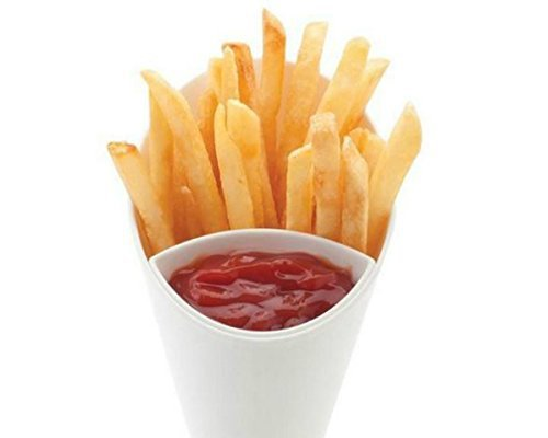 French Fry Cone & Dipping Cup
