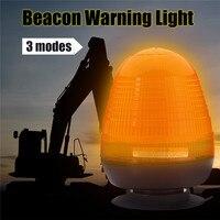12W 60 LED Emergency Flash Stobe Rotating Beacon Warning Light 5730 SMD Roadway Safety Traffic Light