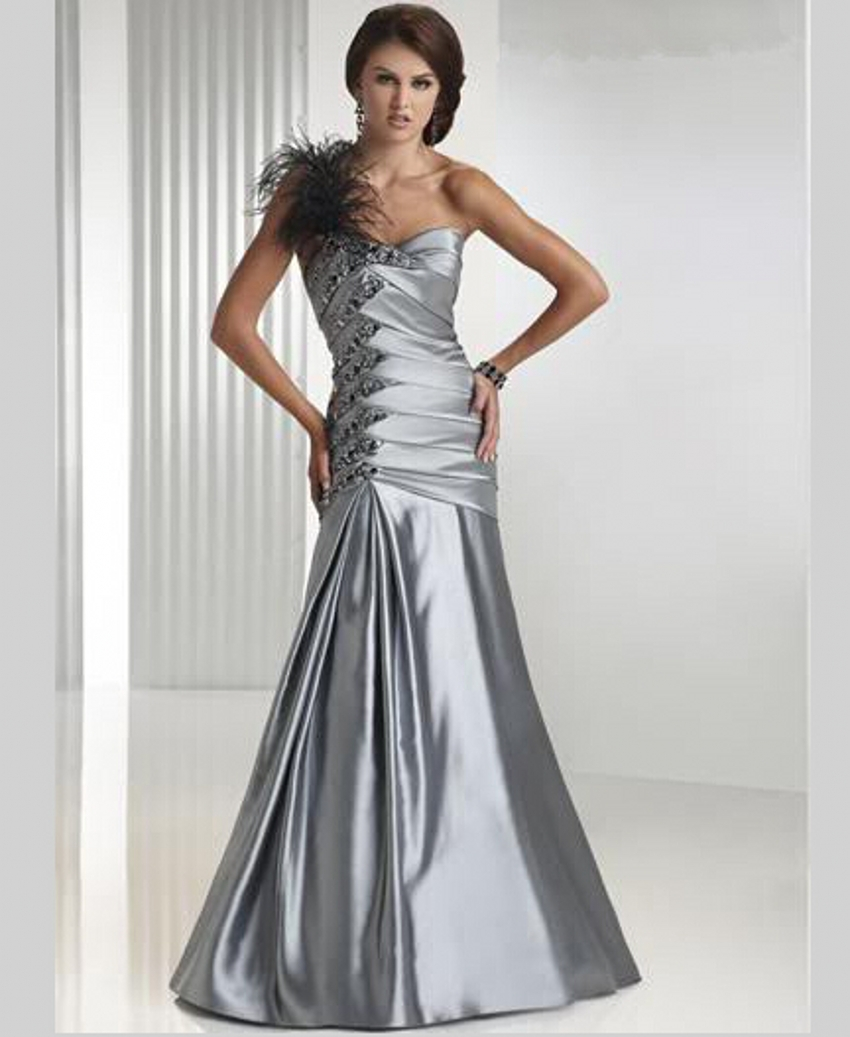 Online Get Cheap Silver Long Dresses -Aliexpress.com - Alibaba Group