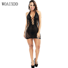 Lace Sexy Lingerie Erotic Hot Babydoll Dress Women Mini Nighty Sex Costume Porn Underwear Set Exotic Clothing