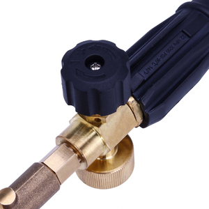 Image 4 - ROUE lanza de espuma para Nilfisk, accesorio redondeado para arandelas a presión Nilfisk Gerni Stihle, nuevo tipo de espuma para nieve