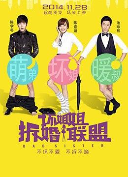 《坏姐姐之拆婚联盟》2014年中国大陆,韩国喜剧,爱情电影在线观看