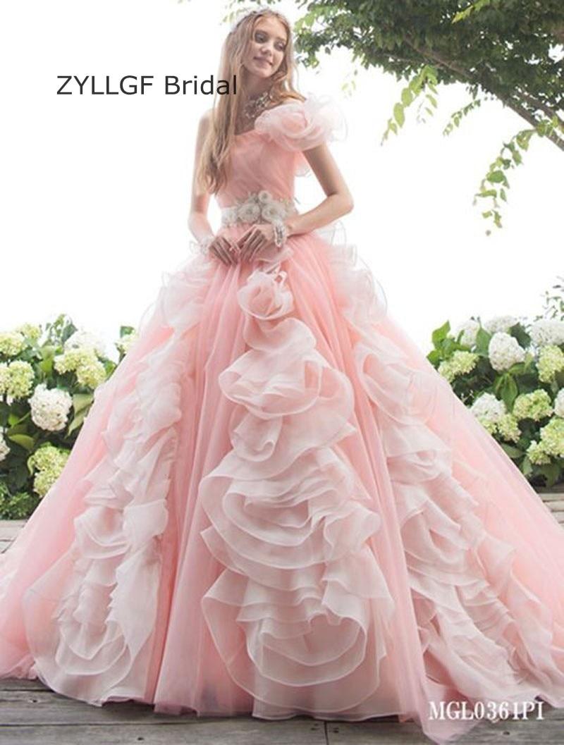 Perfecto Fluffy Wedding Dresses Regalo - Colección de Vestidos de ...