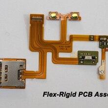 ONE STOP сервис жесткие гибкие печатные платы сборки PCBA сервис BOM покупки SMT DIP OEM/ODM SMT PCBA PCB прототипы