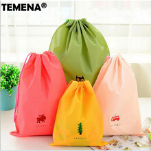 Free shipping Special Waterproof Purpose Travel Organizer Bags For Shoe Makeup Pouch Cosmetic bags Underwear