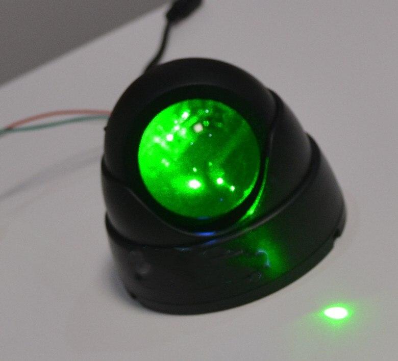 360 degrés grand récepteur laser salle secrète jeux Laser salle de réception interrupteur d'évacuation