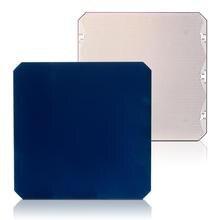 Célula solar monocristalina JE3, alta eficiencia, 23%, para panel solar Flexible, 50 unids/lote. Cable de sujeción, 50 Uds.