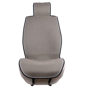 Image 2 - Car Seat Cover Microfiber Auto Seat Protector Quick Dry / O SHI CAR seat cushion Secure Non Slip Odor Free Universal