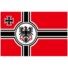 free shipping German Empire flag 3 x 5 ft polyester war Germany Greater reich eagle Flags