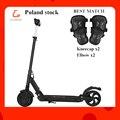 Бесплатный налог KUGOO S1 patinetas электрический скутер для взрослых 350 Вт 35 км/ч Максимальная нагрузка 120 кг бесщеточный двигатель постоянного ток...