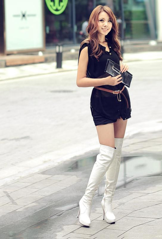 women boots 415-14