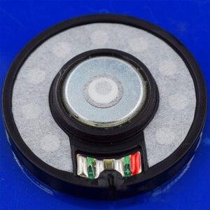 Image 3 - 50mm 32 ohm N48 magnes Film tytanowy napęd słuchawkowy wysokiej wierności DIY audiofilski Monitor słuchawki głośnik