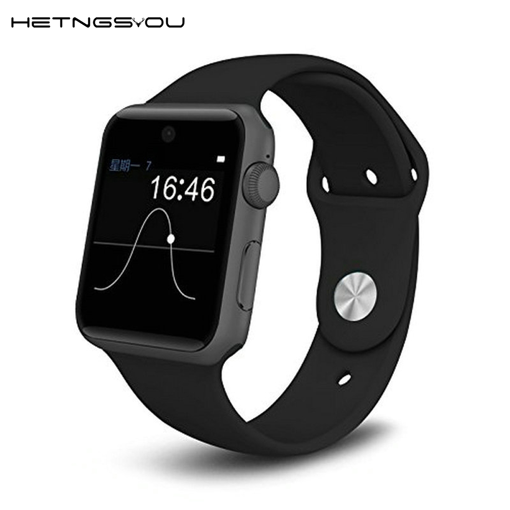 HETNGSYOU HD Screen SmartWatch Support SIM Card Bluetooth Devices Smart Watch Magic Knob Watches For Apple Android Horloge smartwatch hd screen support sim card bluetooth devices smart watch magic knob for apple android phone dm09 pk dz09 gt08 watch